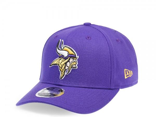 New Era Minnesota Vikings Purple Edition 9Fifty Stretch Snapback Cap