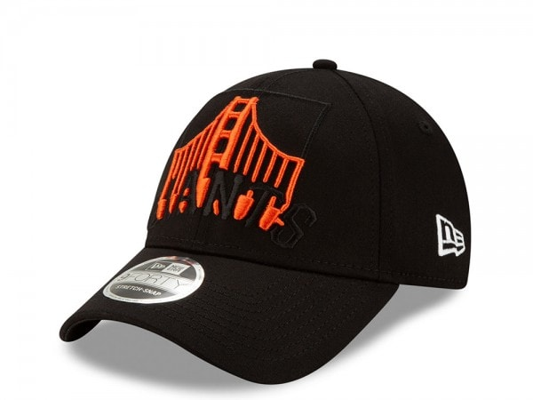 New Era San Francisco Giants Elements Edition 9Forty Stretch Snapback Cap