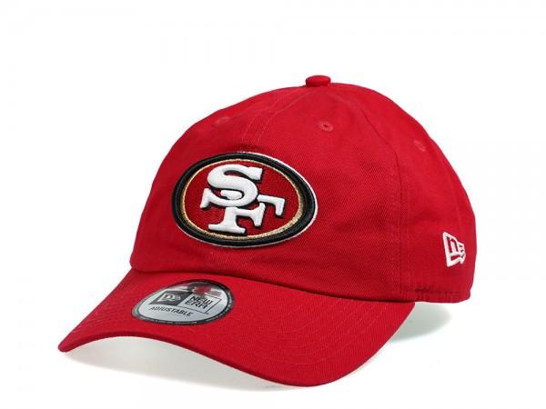 New Era San Francisco 49ers Casual Dad Hat Strapback Cap