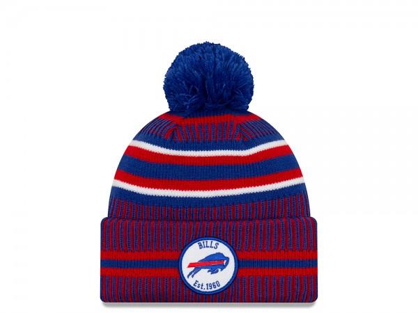 New Era Buffalo Bills Sideline 2019 Home Mütze