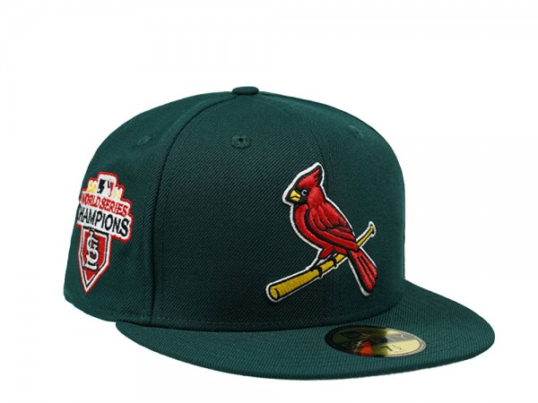 New Era St. Louis Cardinals World Series Champion 2011 59Fifty Fitted Cap