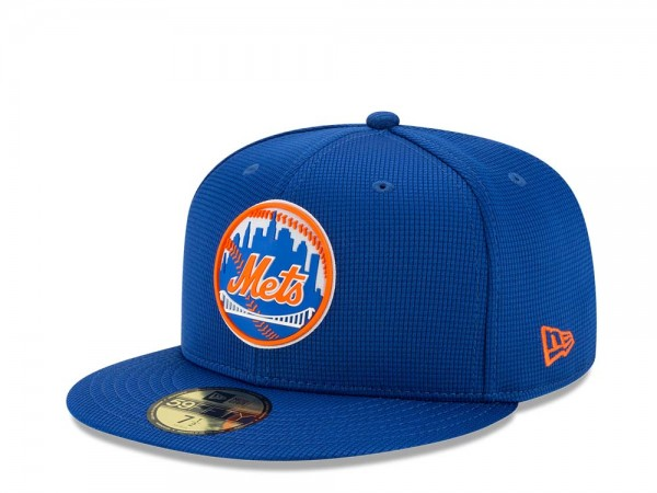 New Era New York Mets Clubhouse Collection 59Fifty Fitted Cap