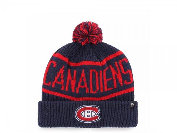 47 Brand Montral Canadiens Calgary Cuff Mütze