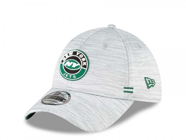 New Era New York Jets Fall Sideline 39Thirty Stretch Cap