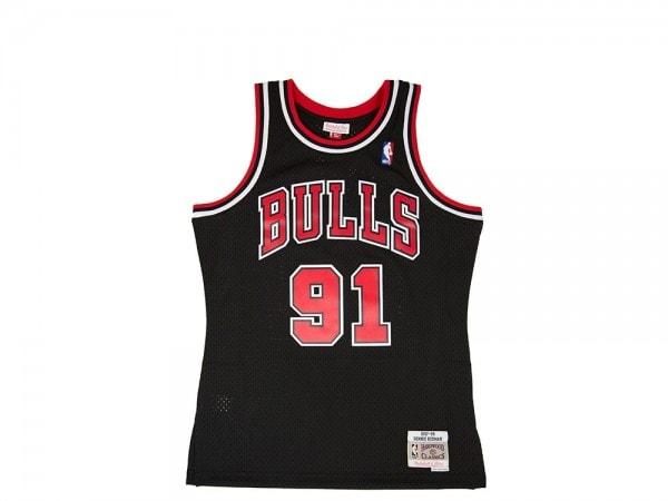 Mitchell & Ness Chicago Bulls Dennis Rodman Swingman 2.0 1997-98 Jersey