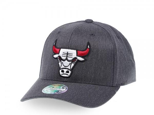 Mitchell & Ness Chicago Bulls Heather Pop Edition 110 Flex Snapback Cap
