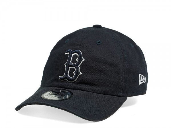 New Era Boston Red Sox Casual Classic Navy Strapback Cap
