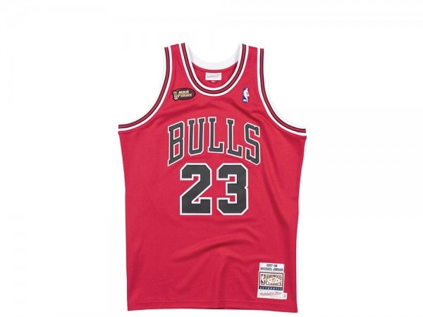 Mitchell & Ness Chicago Bulls - Michael Jordan Authentic Jersey 1997-98 Finals