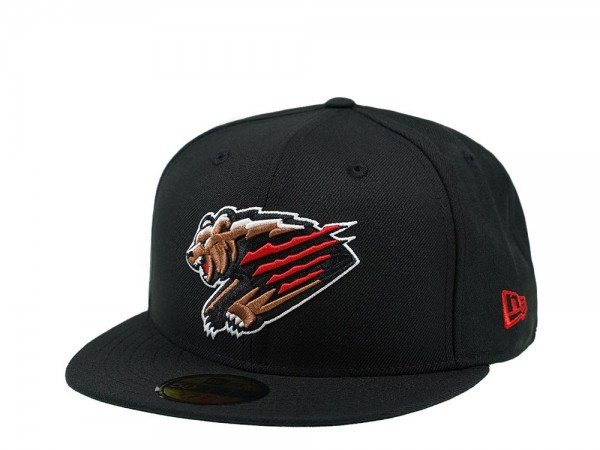 New Era Fresno Grizzlies Black Edition 59Fifty Fitted Cap