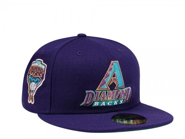New Era Arizona Diamondbacks Inaugural Season 1998 Prime Edition 59Fifty Fitted Cap