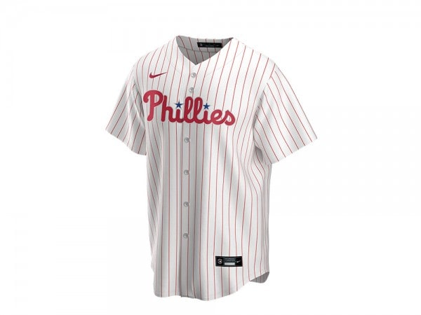 Nike Philadelphia Phillies Home Replica MLB Trikot