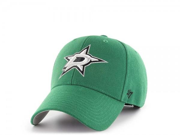 47Brand Dallas Stars MVP Kellygreen Strapback Cap