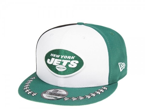 New Era New York Jets Draft 19 9Fifty Snapback Cap