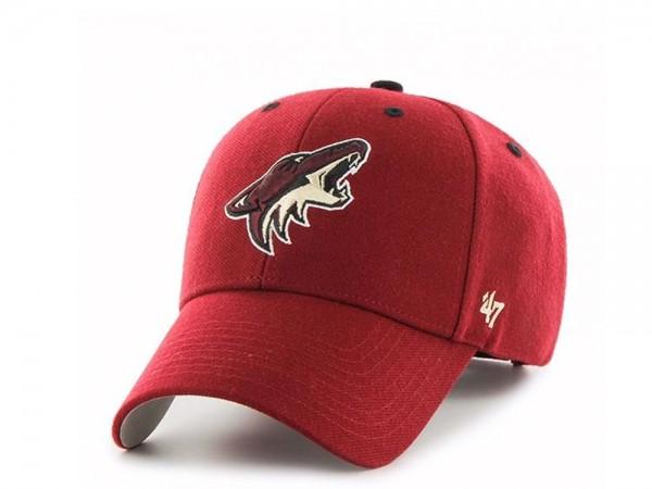 47Brand Arizona Coyotes Stretch Fit Contender Cap