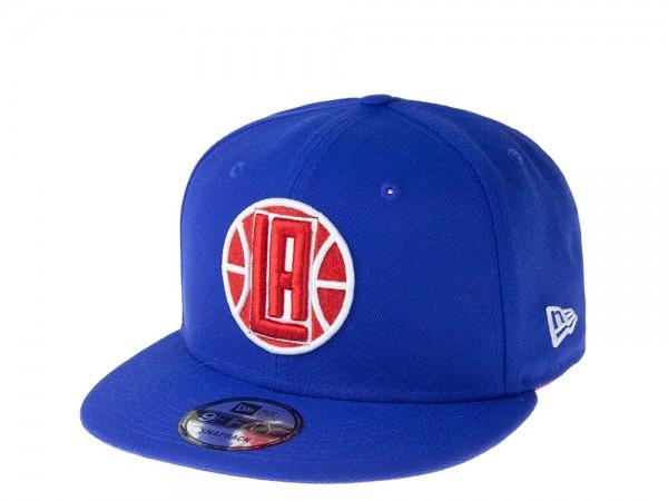 New Era Los Angeles Clippers Back Half Series 9Fifty Snapback Cap